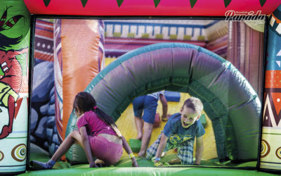 Děti na Paráda fest Frekvence 1